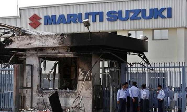 us auto workers express solidarity with maruti hyundai staff