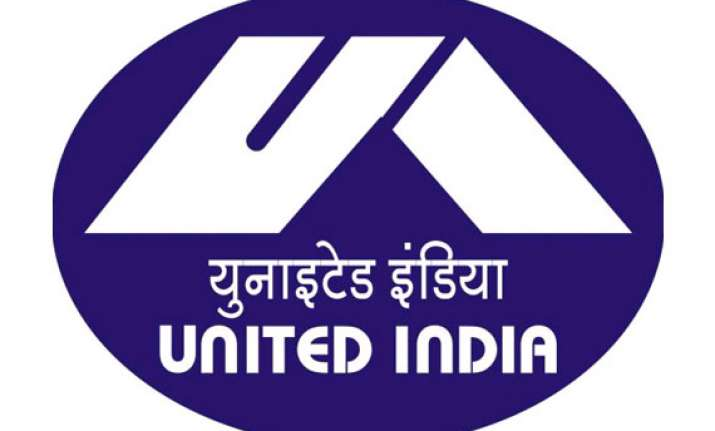 united india eyes rs. 11 000 crore premium in 2014 15