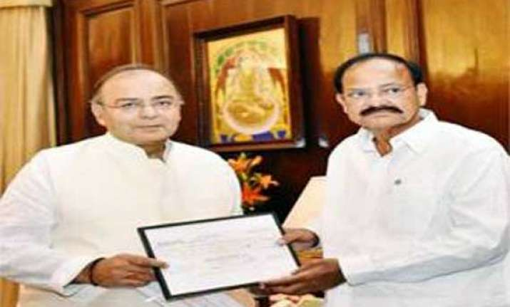 urban development ministry hands over rs.330 crore to