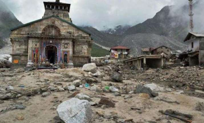 uttarakhand floods tourism in state worst hit by calamity