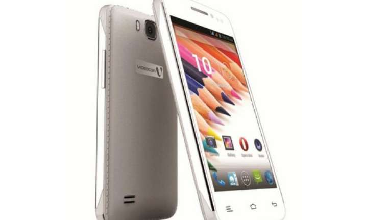 videocon launches a29 smartphone at rs 5 799