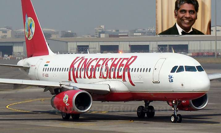 vijay amritraj quits kingfisher airlines board