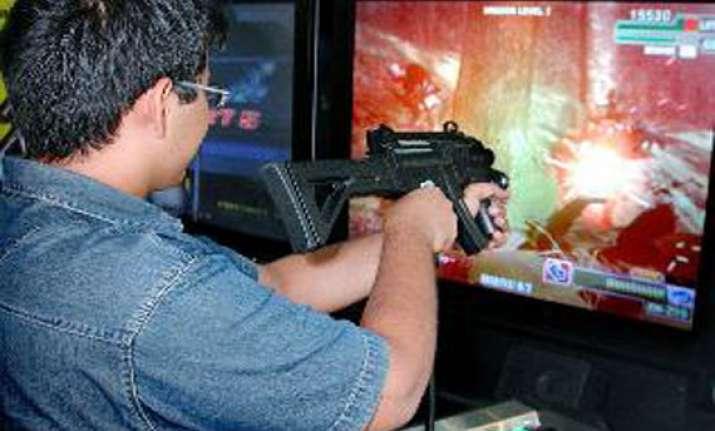 violent video games fuel racial aggression study