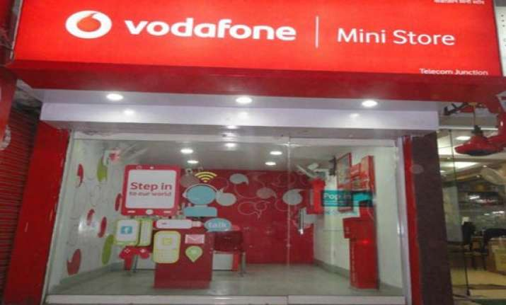 vodafone ipo plans put on hold