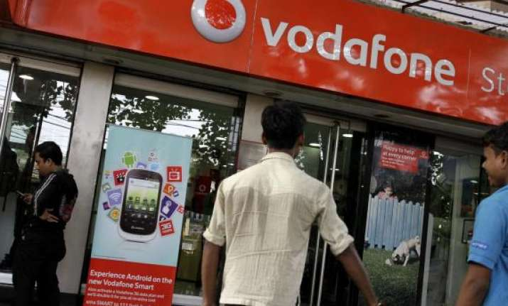 vodafone india launches pre paid and post paid