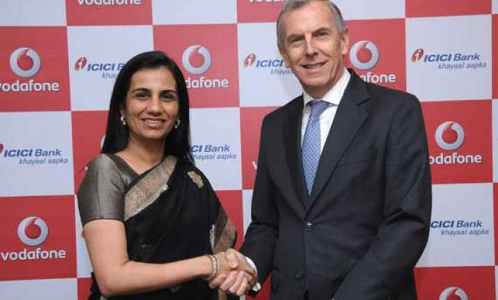 vodafone launches m pesa mobile money transfer service with