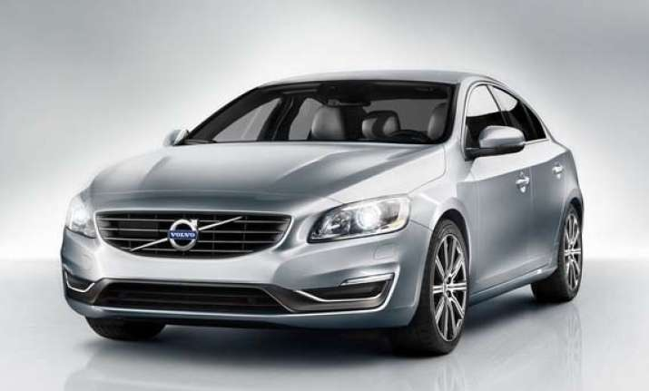 Volvo Launches 2014 S80 At Rs 41 35 Lakh India News India Tv