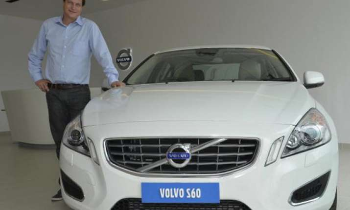 volvo to launch new car in india by march end