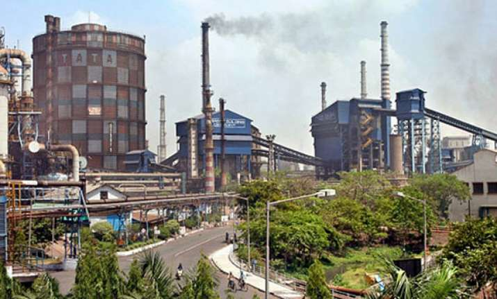 we are yet to feel pinch of global slowdown says tata steel