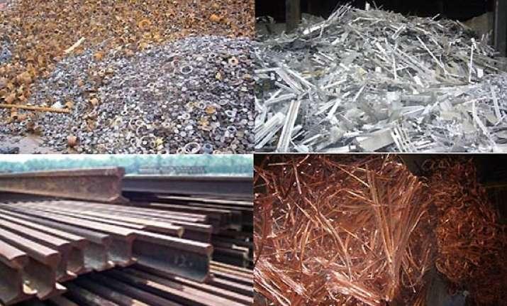 weak rupee punjab haryana steel makers stop scrap import
