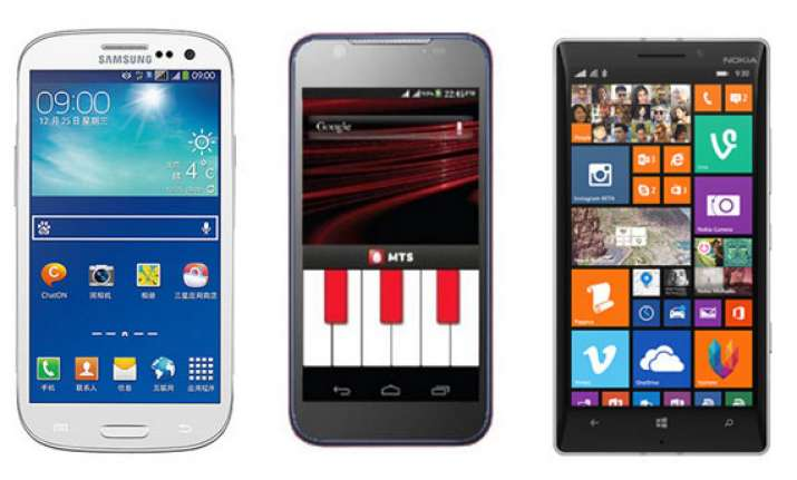 weekly smartphone launches samsung galaxy s3 neo mts blaze