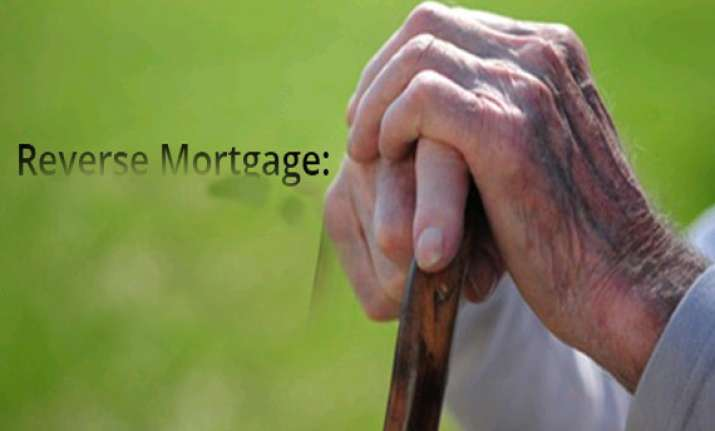 why reverse mortgage has not taken off in india