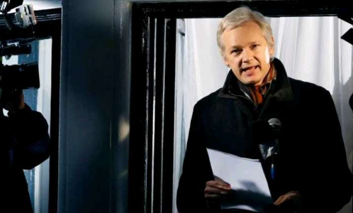 wikileaks assange talks nsa hints at more leaks