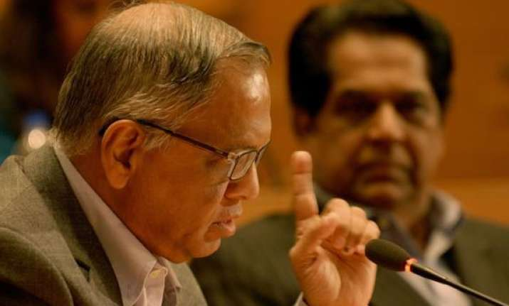 will murthy succeed in rebuilding a desirable infosys