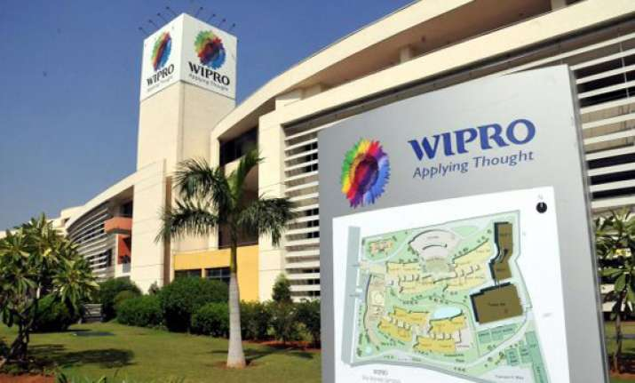 wipro q2 net up 28 pc revenue growth lags rivals