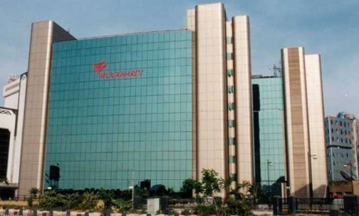 wockhardt shares fall for 2nd day slump 19 in early trade
