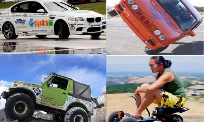 world record breaking cars in pictures