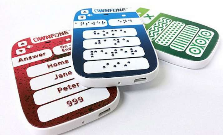 world s first braille phone goes on sale in uk