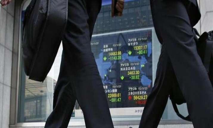world stock markets roiled by nikkei slide