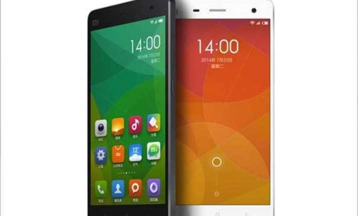 xiaomi mi 4 india launch by year end redmi note coming