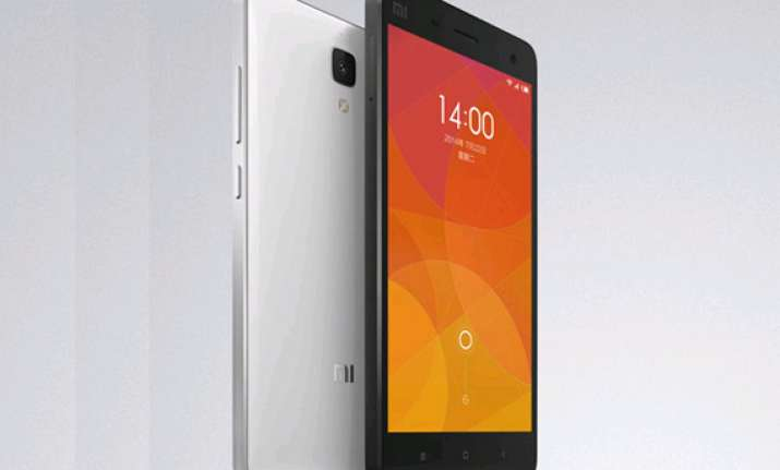 xiaomi mi4 goes official gets a steel frame ir blaster and