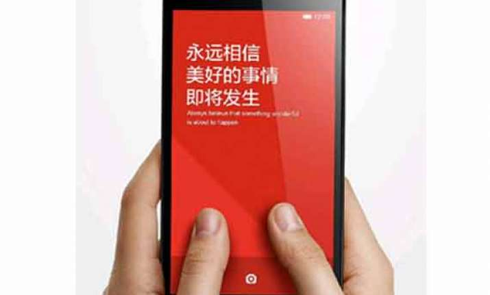 xiaomi launches mi 3 redmi 1s and redmi note in india