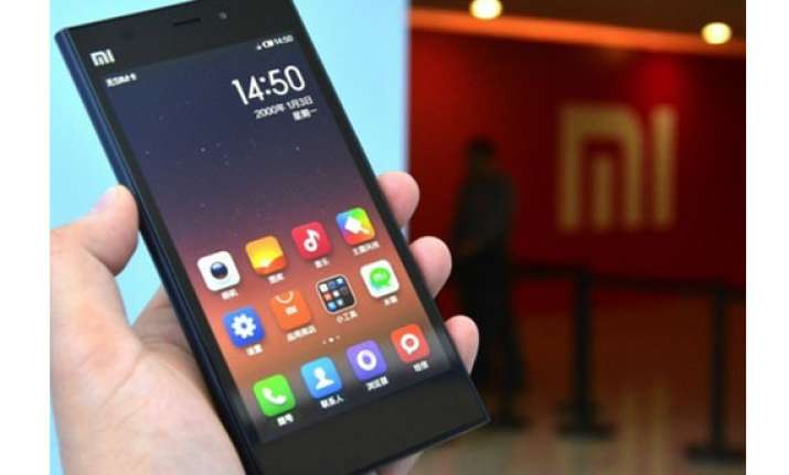xiaomi partners with flipkart for india launch