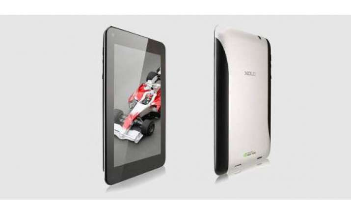 xolo play tab with tegra 3 processor launched rs 12 999