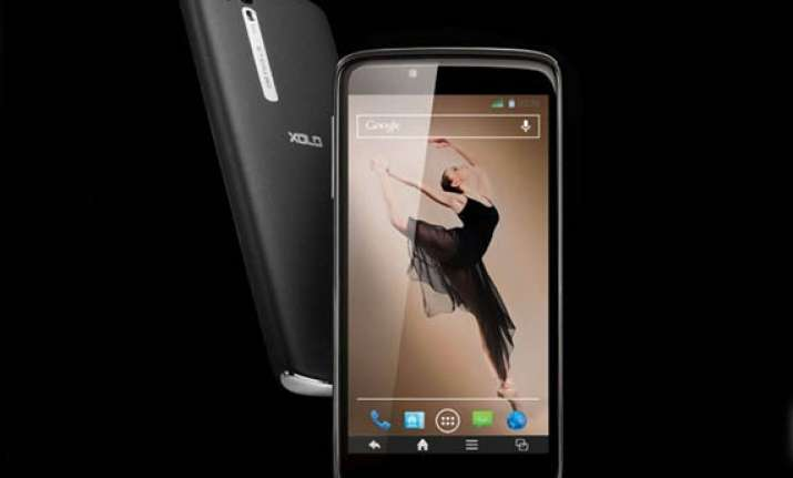 xolo q900t with quad core processor launched for rs 11999
