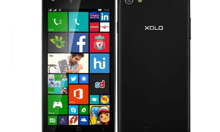xolo win q900s with windows phone 8.1 up for pre order at