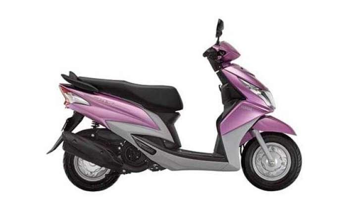 yamaha motor india voluntarily recalls 56082 units of ray