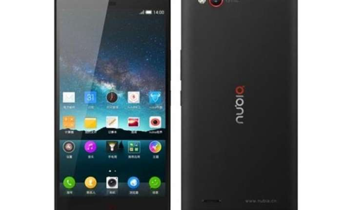 zte nubia z7 max with snapdragon 801 to launch in india by