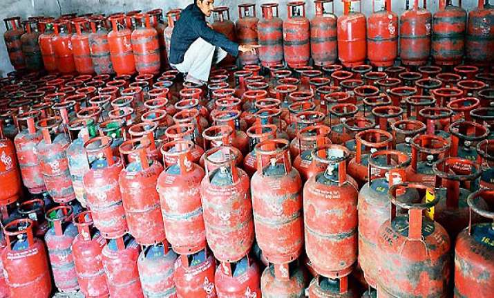 9 lpg cylinders this year if oil cos get extra rs 3 000
