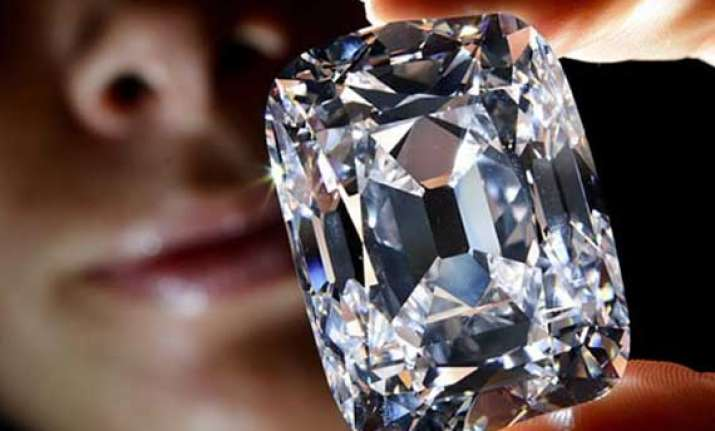 76 carat archduke joseph diamond fetches record 21.5 million