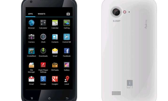 iball andi 4.5d royale with 3g support now available online