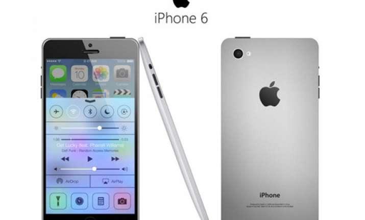 Iphone 6 Rumours Regarding Screen Size Specs And Release