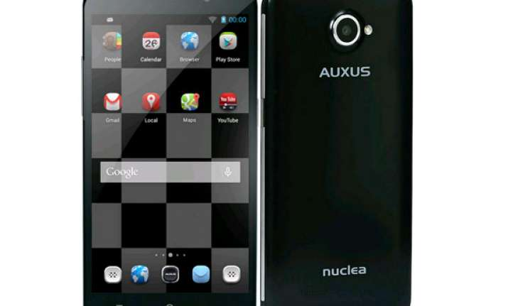 iberry auxus nuclea x with octa core processor launched at