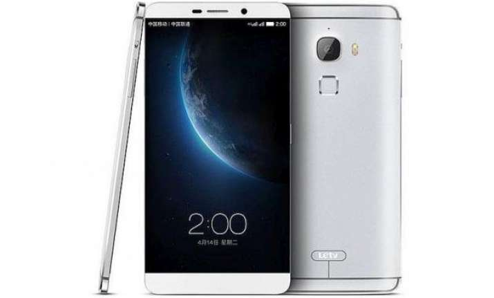 leeco announces sale of its le max pro smartphone