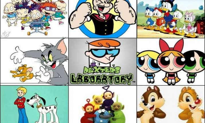 Childhood Cartoon Characters 90s : Cartoons from s that made our childhood awesome
