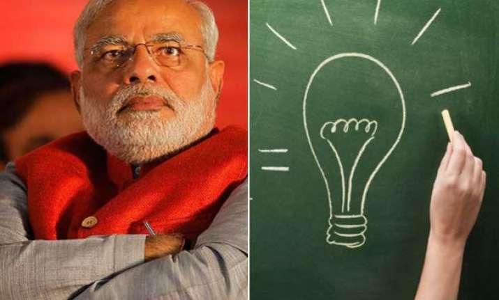 pm narendra modi organizes paathshala to teach lesson to