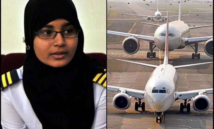 syeda fatima becomes first female from hyderabad to get