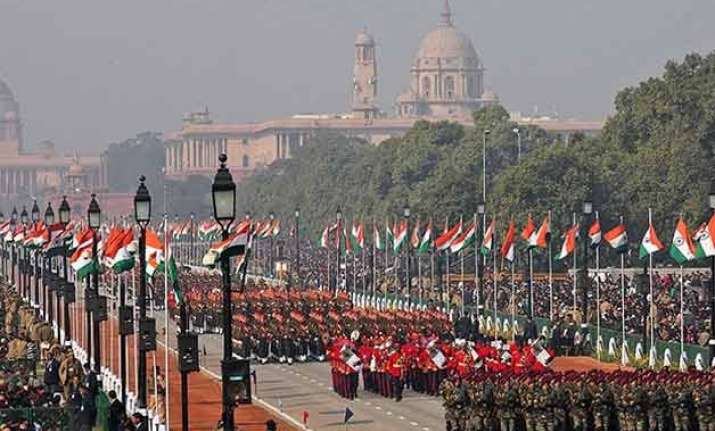 watch the first republic day parade of independent india
