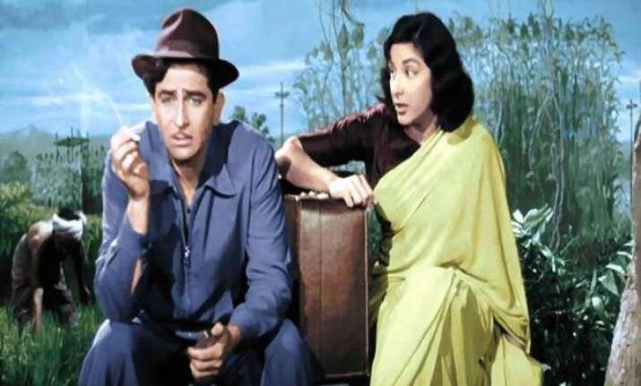 raj kapoor and nargis perfect screen couple