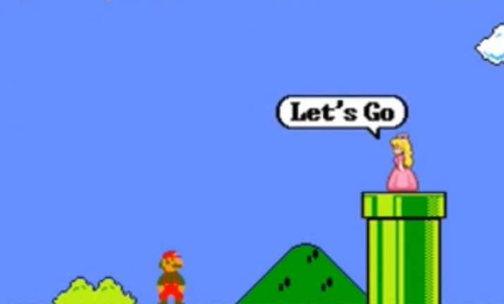 watch video super mario wishes women s day with an