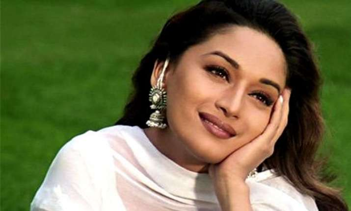10 songs made us go wow about madhuri dixit