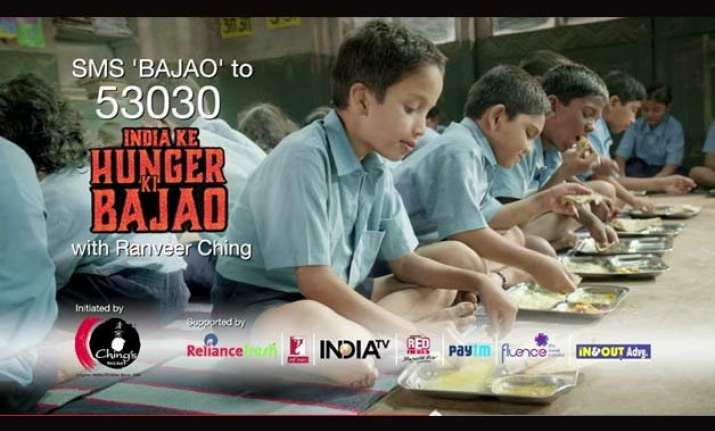 rs750sehungerkibajao a noble initiave