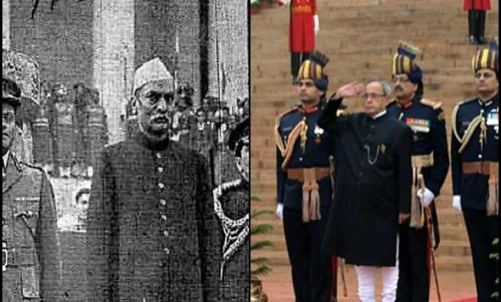 memories of republic day then now