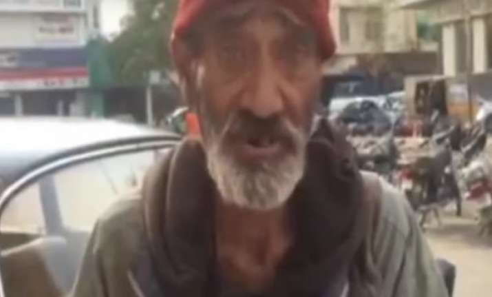 homeless man gets job after his english speaking video goes