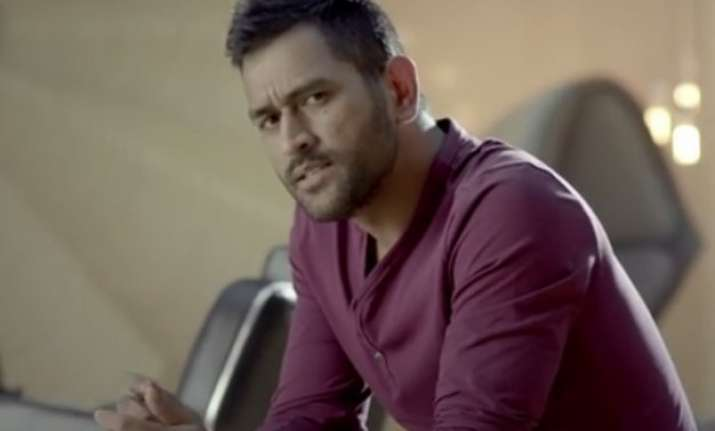 boring ms dhoni to don new hairstyles during t20 world cup