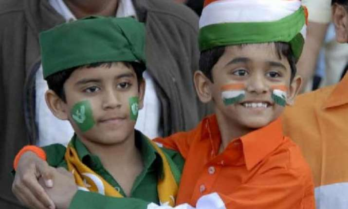 being an indian or a pakistani whom does it actually matter